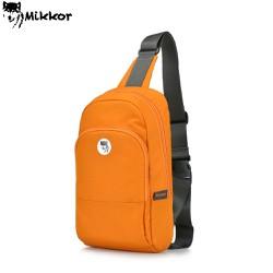 Balo một quai Mikkor The Pax Orange