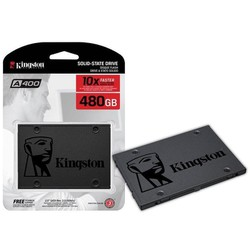 SSD 480G Kingston A400 Sata III 6Gb.s TLC - SSD 480G Kingston thns