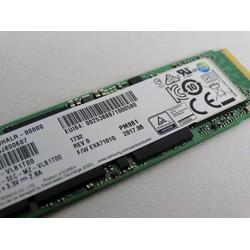 SSD 256G Samsung PM981 M.2 NVME 2280