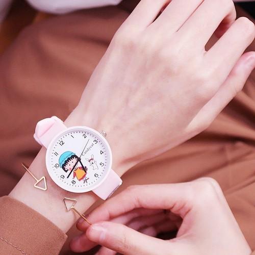 Đồng hồ đeo tay nam nữ unisex gamini thời trang dh32