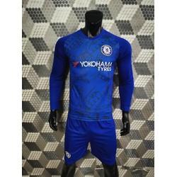 Áo bóng đá dài tay CLB Chelsea