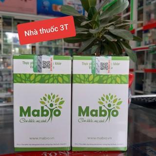 Viên uống lợi sữa Mabio Tăng số lượng và chất lượng sữa, thông tắc tia sữa. - Viên uống lợi sữa Mabio thumbnail