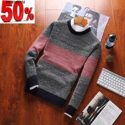 phong cách thời trang áo len nam hàn quốc