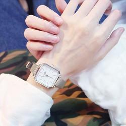 Đồng hồ đeo tay thời trang nam nữ Ficona cực đẹp DH39
