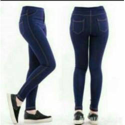 Quần giả jeans nữ size từ 37kg-75kg