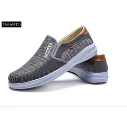 Giày lười vải nam phong cách mới nhất 2019 TRT-GLN-09 -Được kiểm tra hàng