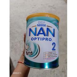 Sữa Bột Nan Nga Số 2 800g Mẫu Mới