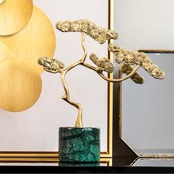 Trang trí phòng khách – trang trí nhà – cây vàng trang trí – trang trí phòng làm việc