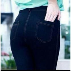Quần legging giả jeans nữ từ 60-89kg