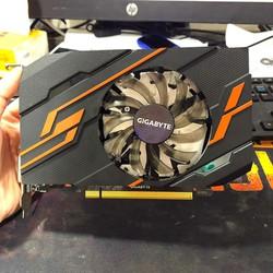 Card màn hình GIGABYTE GeForce GT 1030 2GB GDDR5 OC, vga giga gt1030 2gd5 - vga giga gt1030 2gd5