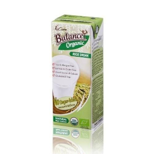 Sữa gạo hữu cơ không đường 4care balance organic 180ml - 20629220 , 23560940 , 15_23560940 , 24000 , Sua-gao-huu-co-khong-duong-4care-balance-organic-180ml-15_23560940 , sendo.vn , Sữa gạo hữu cơ không đường 4care balance organic 180ml