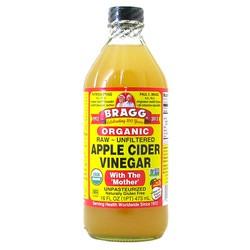 Giấm táo hữu cơ Organic 473ml - Bragg