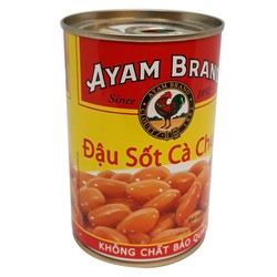 Đậu sốt cà chua Ayam Brand hộp 425g
