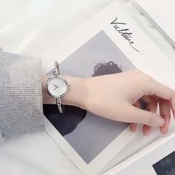 Đồng hồ đeo tay nam nữ unisex Minava thời trang DH29