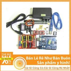 Combo Chế Máy CNC Giá Rẻ - Máy CNC Mini KST