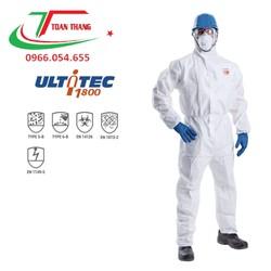 quần áo chống hóa chất toàn thắng ULTITEC-2000