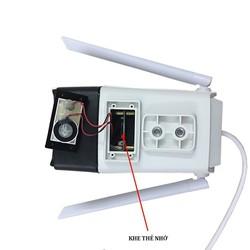 Camera IP YooSee ngoài trời 2MP - Full HD 1080p - Quay Đêm Có Màu - BCR60S10B [ĐƯỢC KIỂM HÀNG] [ĐƯỢC KIỂM HÀNG]