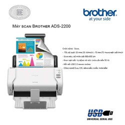 Máy Scanner Brother ADS-2200