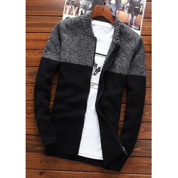 Áo khoác nam - áo khoác len cardigan
