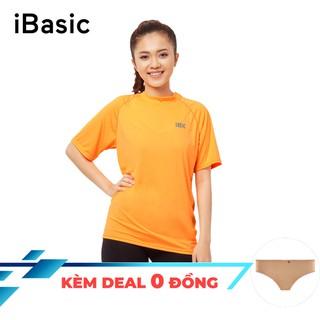 Áo thun thể thao tay ngắn tặng kèm quần lót iBasic IBX037 - Nhiều màu - IBX037+V199-3 thumbnail