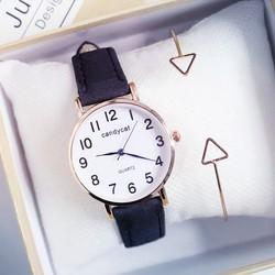 Đồng hồ đeo tay thời trang nam nữ Rivani cực đẹp DH38