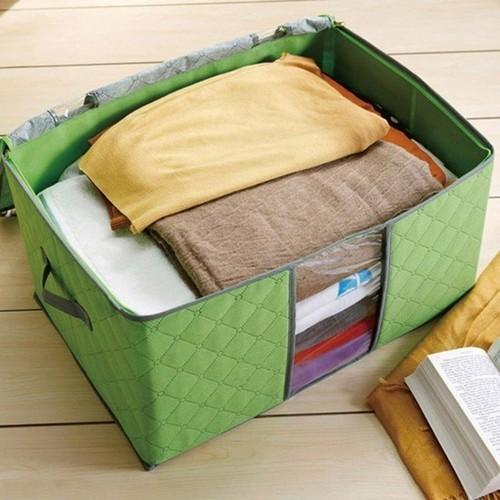 Combo 5 túi đựng chăn màn cỡ lớn túi đựng quần áo cỡ lớn túi để đồ cỡ lớn bằng vải không dệt túi đựng chăn màn dày dặn h5vrg028 - 19072953 , 23932143 , 15_23932143 , 149000 , Combo-5-tui-dung-chan-man-co-lon-tui-dung-quan-ao-co-lon-tui-de-do-co-lon-bang-vai-khong-det-tui-dung-chan-man-day-dan-h5vrg028-15_23932143 , sendo.vn , Combo 5 túi đựng chăn màn cỡ lớn túi đựng quần áo cỡ