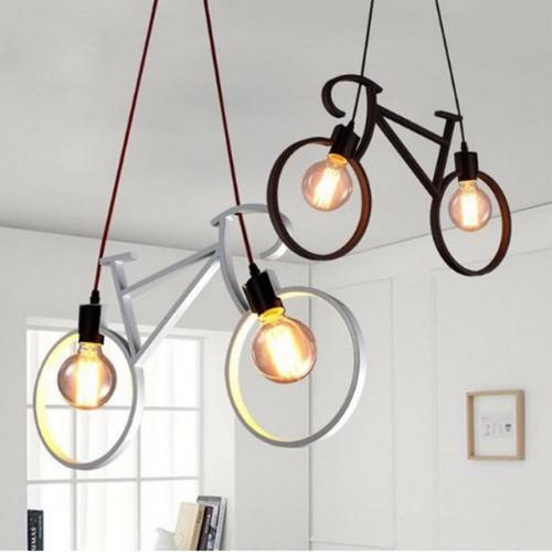 Combo 2 đèn xe đạp 2 đèn cầu lông đèn 3 bánh xe 9 bóng t64 hàng cao cấp