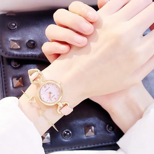 Đồng hồ đeo tay thời trang nam nữ xenemi cực đẹp dh36