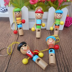 Kèn Hải tặc – Đồ chơi gỗ Mina Shop – dochoigo008