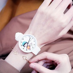 Đồng hồ đeo tay thời trang nam nữ Gamoni cực đẹp DH32