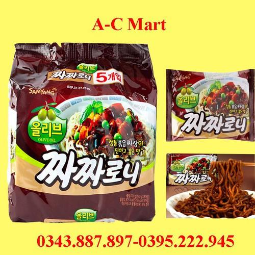 Mì tương đen samyang - 20633499 , 23567958 , 15_23567958 , 99000 , Mi-tuong-den-samyang-15_23567958 , sendo.vn , Mì tương đen samyang