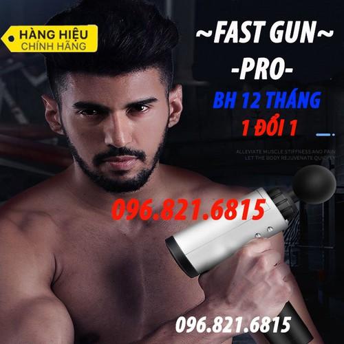 Máy massage chuyên dụng fast gun pro 6 chế độ-máy massage-mát xa-matxa-máy đấm bóp-dụng cụ giảm đau - 20632935 , 23567267 , 15_23567267 , 1050000 , May-massage-chuyen-dung-fast-gun-pro-6-che-do-may-massage-mat-xa-matxa-may-dam-bop-dung-cu-giam-dau-15_23567267 , sendo.vn , Máy massage chuyên dụng fast gun pro 6 chế độ-máy massage-mát xa-matxa-máy đấm
