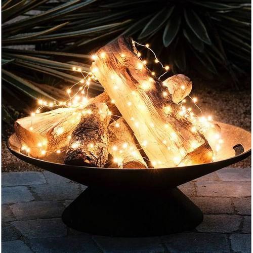 Dây đèn fairy light trang trí bóng đũa 5 mét cắm điện hàng cao cấp