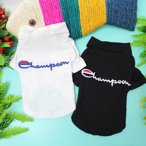 Áo cho chó con champoo dành cho bé từ 1kg đến 10kg