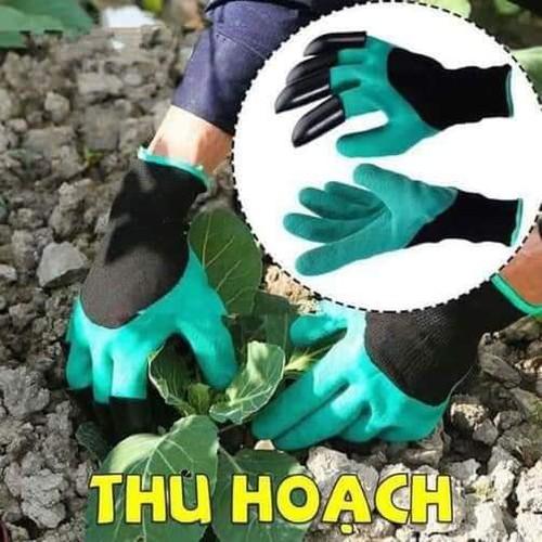 Găng tay làm vườn - găng tay bảo hộ