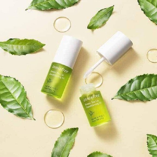 Dầu dưỡng môi innisfree green tea lip conditioning oil - 20643642 , 23583558 , 15_23583558 , 190000 , Dau-duong-moi-innisfree-green-tea-lip-conditioning-oil-15_23583558 , sendo.vn , Dầu dưỡng môi innisfree green tea lip conditioning oil