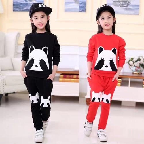 Sét bộ quần áo thu đông trẻ em hình mặt gấu vá gối dành cho bé gái 8-18kg thiết kế hợp thời trang - 20651113 , 23594718 , 15_23594718 , 78000 , Set-bo-quan-ao-thu-dong-tre-em-hinh-mat-gau-va-goi-danh-cho-be-gai-8-18kg-thiet-ke-hop-thoi-trang-15_23594718 , sendo.vn , Sét bộ quần áo thu đông trẻ em hình mặt gấu vá gối dành cho bé gái 8-18kg thiết kế