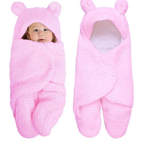 Áo ủ lông cho bé - túi ngủ cao cấp , chăn quần dạng khăn ủ kén quấn nhộng lông cừu cho trẻ sơ sinh đến 6 tháng tuổi - túi ngủ cao cấp - 20634646 , 23569738 , 15_23569738 , 190000 , Ao-u-long-cho-be-tui-ngu-cao-cap-chan-quan-dang-khan-u-ken-quan-nhong-long-cuu-cho-tre-so-sinh-den-6-thang-tuoi-tui-ngu-cao-cap-15_23569738 , sendo.vn , Áo ủ lông cho bé - túi ngủ cao cấp , chăn quần dạng