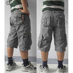 Quần shorts kaki túi hộp thường freeship toàn quốc