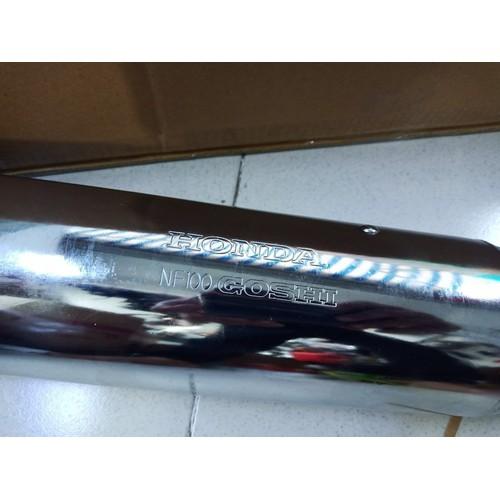 Pô xe wave 110 bụng bự đít đen hàng zin goshi - 19294682 , 23590415 , 15_23590415 , 739000 , Po-xe-wave-110-bung-bu-dit-den-hang-zin-goshi-15_23590415 , sendo.vn , Pô xe wave 110 bụng bự đít đen hàng zin goshi