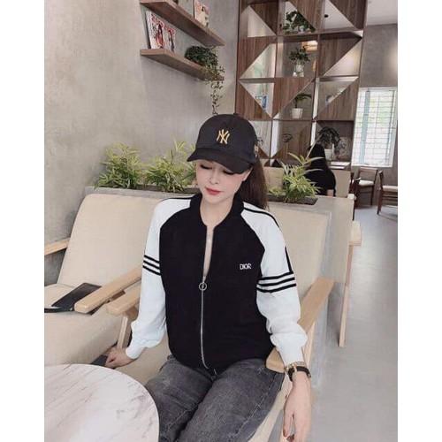 Áo khoác nữ giá rẻ 💖freeship💖 áo khoác nữ thể thao thời trang nữ hàn quốc phom dáng trẻ trung năng động