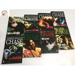 Sách Tiểu Thuyết Trinh Thám James Hadley Chase 30k - 1 Cuốn