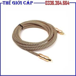 Cáp quang Cable ETK Toslink OPTICAL 15M vàng - Cáp quang 15M vàng thumbnail