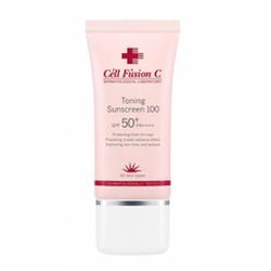 Kem chống nắng Toning Sunscreen 100 SPF50+ PA +++ 50ml