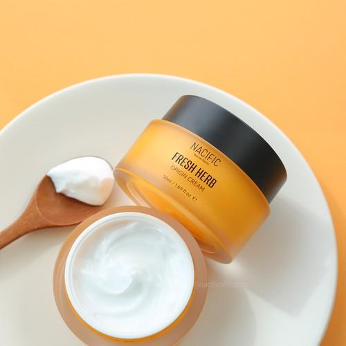 Kem dưỡng ẩm chống nhăn da NACIFIC Fresh Herb Origin Cream 50ml - NA_OC_1