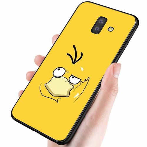 Ốp điện thoại dành cho máy samsung galaxy j6 plus - 13 11 hình vẽ pokemon ms hvp013