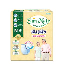 Tã quần người lớn Sunmate size M9 _ size L8 siêu mềm mại - AP-1
