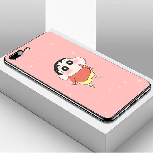 Ốp điện thoại dành cho máy iphone 7 plus  -  8 plus - 13 11 shin bút chì ms sbc002