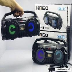 LOA KIMISO S1 tặng KÈM Mix