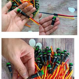 Công tắc chế 2 dây chớp nhả dùng để chuyển đổi 2 chế độ on-off dành cho ô tô, xe máy siêu tiện - CTCXM thumbnail